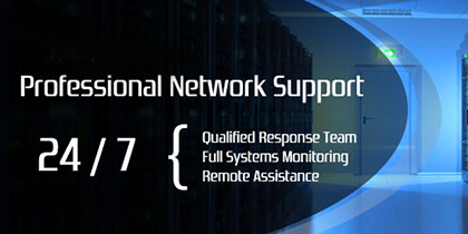 We Tech Care - Network Support